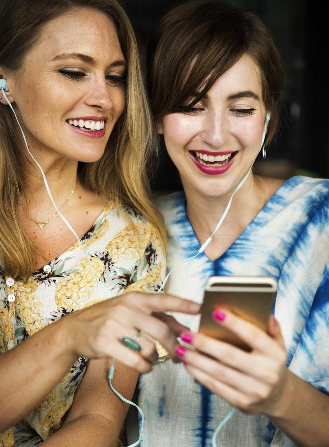 social connection through technology